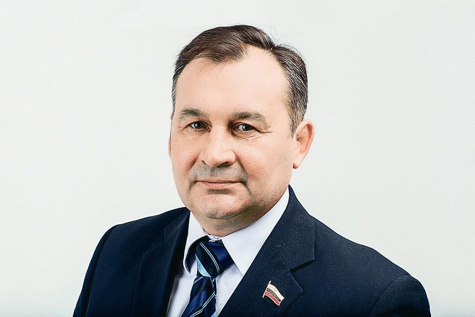 Сергей Бондаренко. Фото: личный архив.