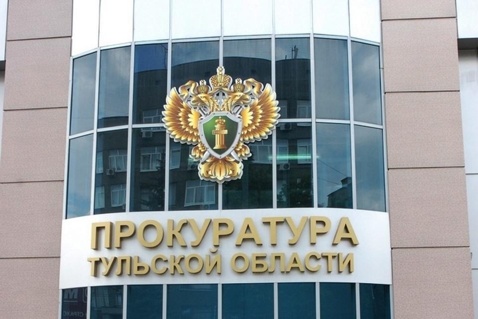 Жительница Тульской области пожаловалась на УК в прокуратуру за протечку крыши