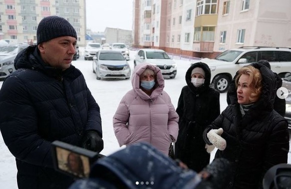 """Фото: личная страница Андрея Воронова в """"Instagram"""""""