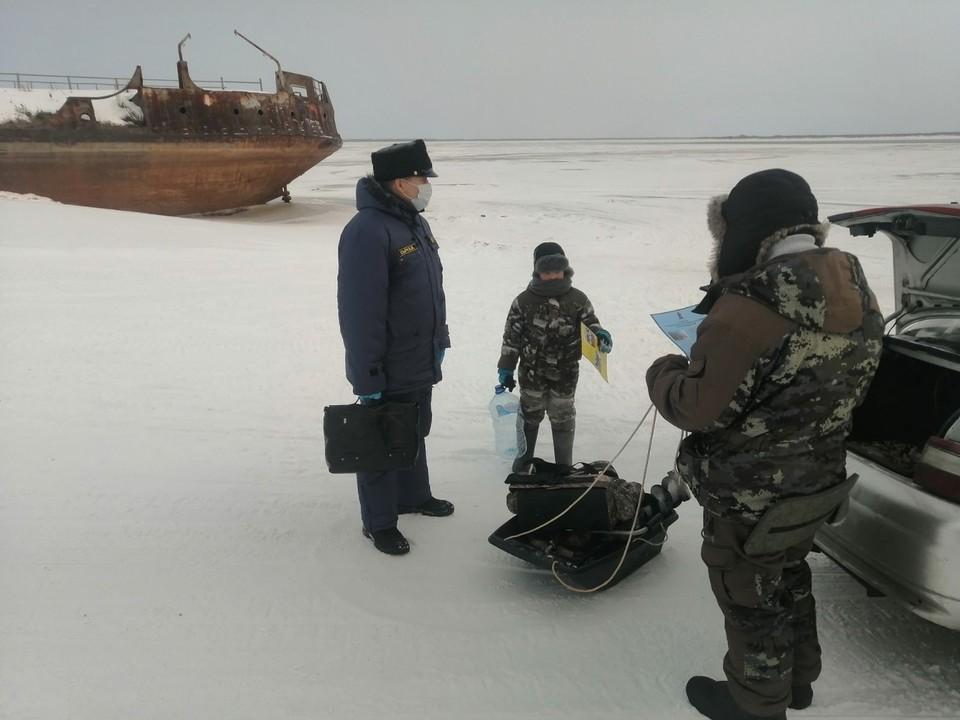 """Фото: Ямал безопасный, соцсеть """"ВКонтакте"""""""