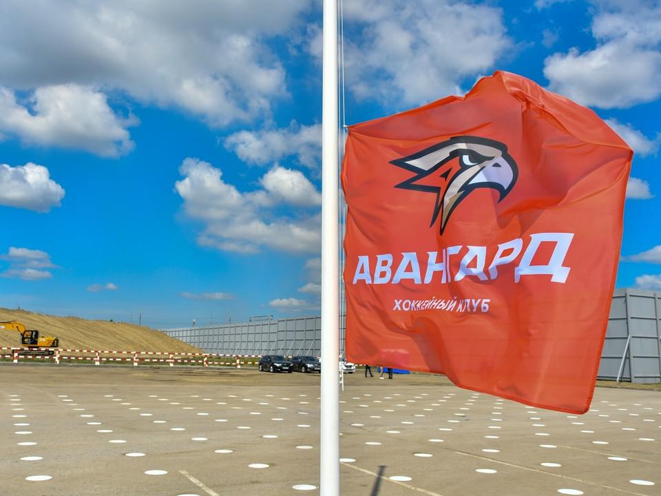 Омич оказался в больнице из-за большой любви к омской команде. Фото: пресс-служба ХК «Авангард»