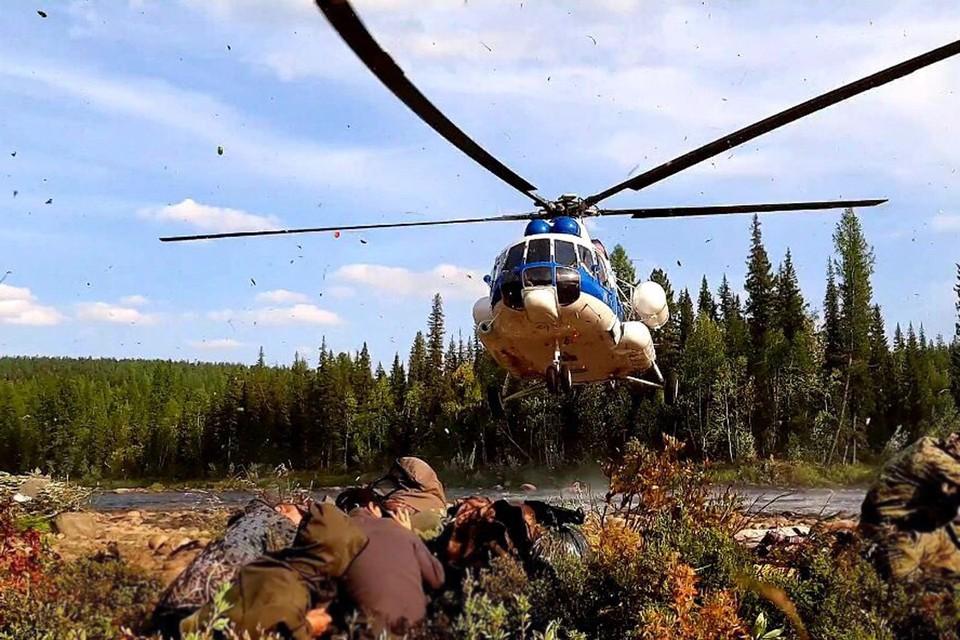 Серьезные средства на лесопожарную технику поступают в рамках проекта «Сохранение лесов».