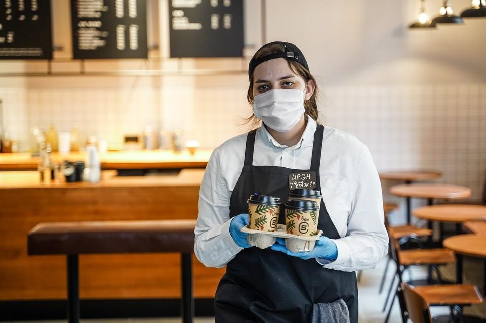 Теряем деньги из-за посетителей без масок: кафе и магазины штрафуют до 300 тысяч рублей