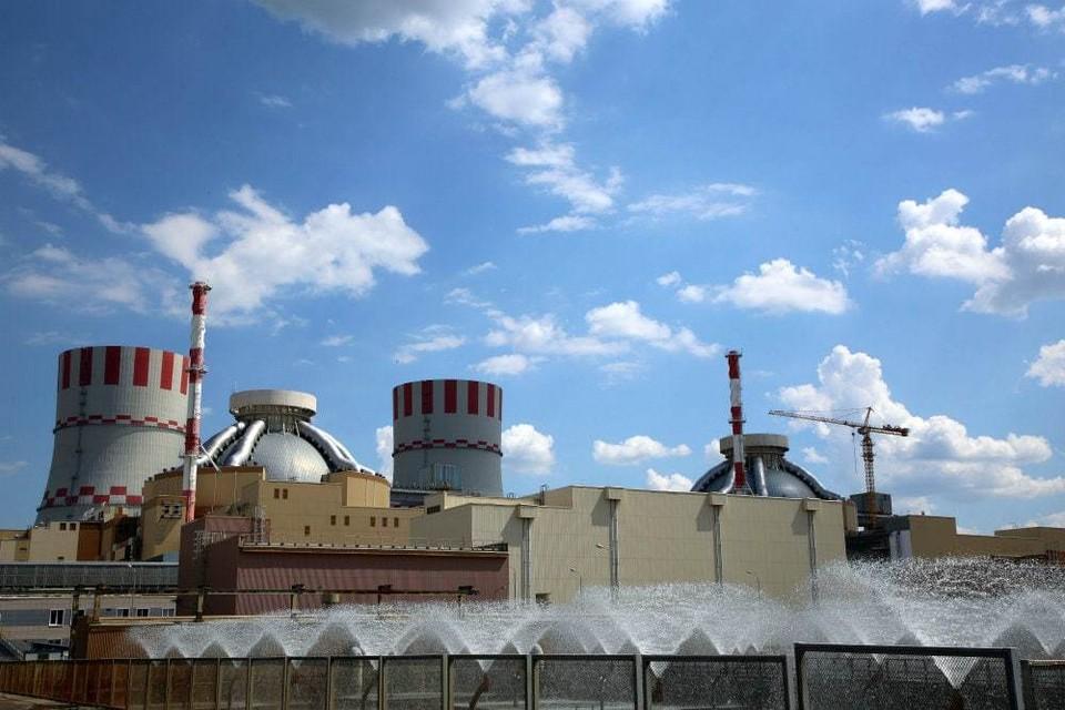 Автоматически отключен от сети был энергоблок № 7 Фото: Росэнергоатом