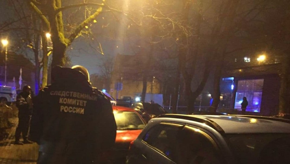 В Калининграде мужчина застрелил бывшую жену и покончил с собой
