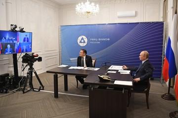 Путин - об Усолье-Сибирском: Удалось предотвратить риск настоящей экологической катастрофы