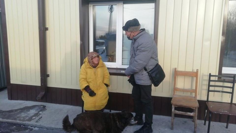 Бабушка из Молдовы, не знающая русского, оказалась на Крайнем Севере: меня похитили ромы и заставили попрошайничать