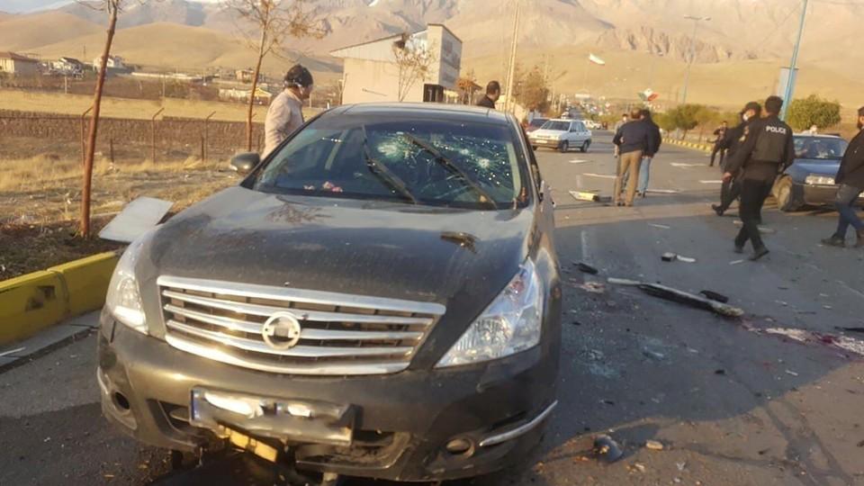 Иран пригрозил возмездием за убийство физика-ядерщика, руководителя организации исследований и инноваций минобороны страны Мохсена Фахризаде