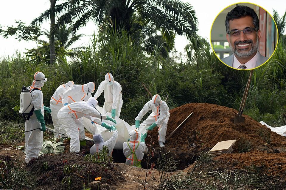 6 фактов о пандемиях от Индианы Джонса медицины