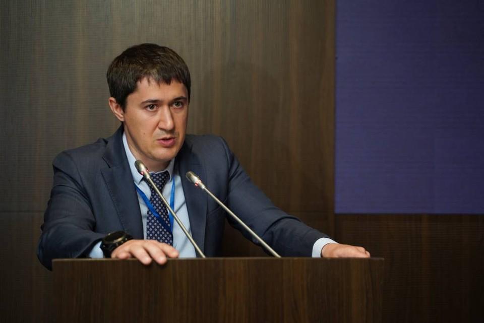 Это будет первая онлайн трансляция губернатора после выборов Фото: permkrai