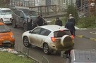 В Москве соседи устроили массовую драку из-за парковки во дворе