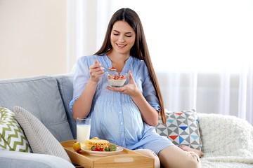 Здоровье малыша зависит от того, что ест мама
