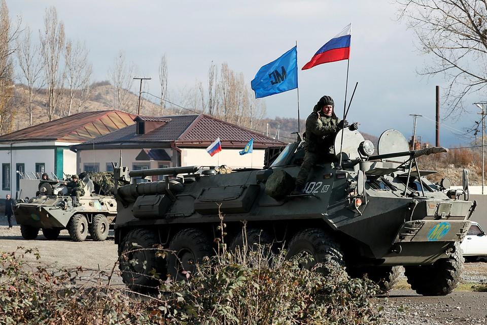 Pоссийские миротворцы делают все, чтобы дети могли ходить в школы