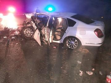 В Кабардино-Балкарии три человека погибли в аварии на автотрассе «Кавказ»