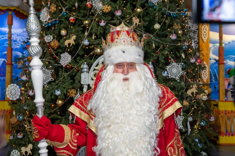 Дедов Морозов в этом году распределят по разным площадкам