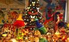Киндер Сюрпризы эпохи Брежнева: Новогодние игрушки с Кремлевской елки эпохи передали в главный музей ДНР