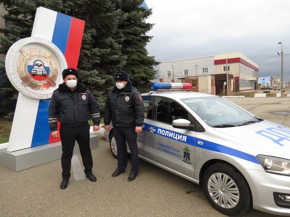 Фото: пресс-служба УГИБДД ГУ МВД России по Ставрополью