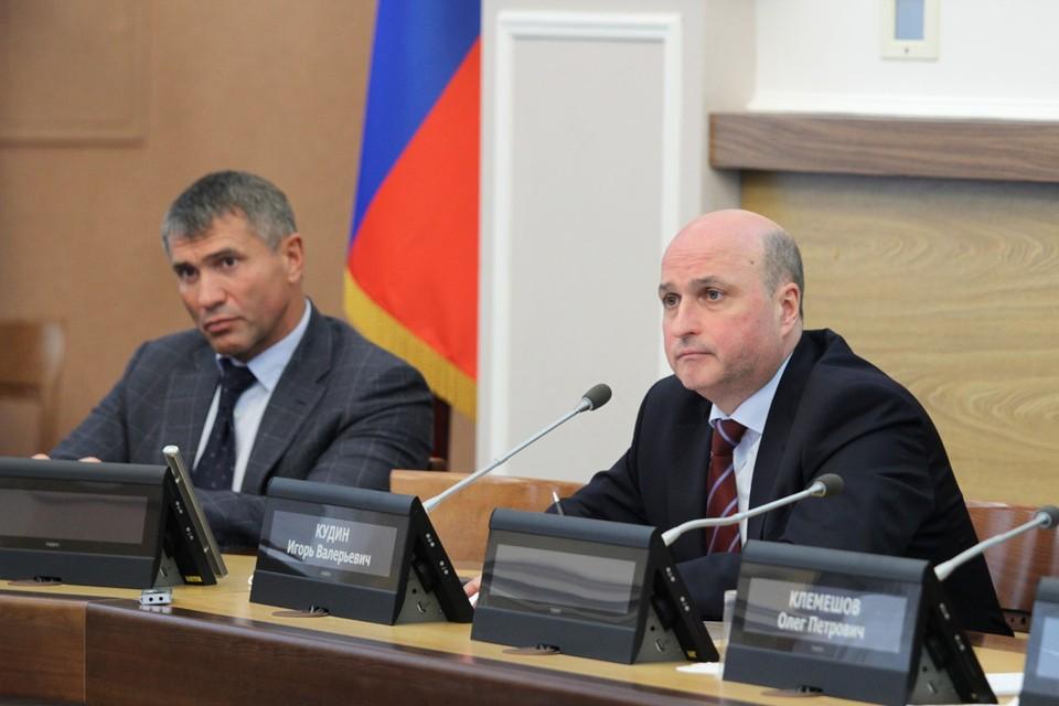 Игорь Кудин. Фото: Предоставлено Советом депутатов города Новосибирска