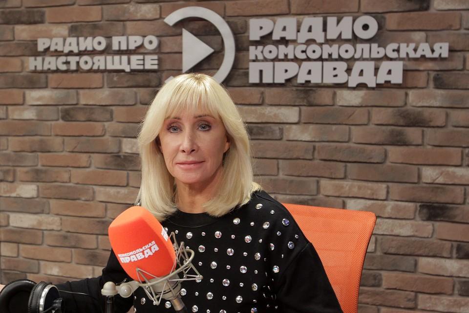 Заместитель председателя комитета по вопросам семьи, женщин и детей Оксана Пушкина
