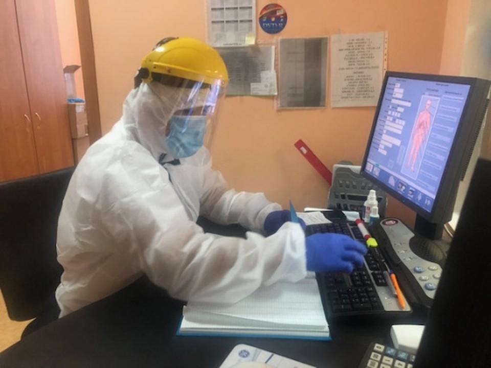 Жители Нягани получают бесплатные лекарства для лечения COVID-19 Фото: Администрация города Нягань