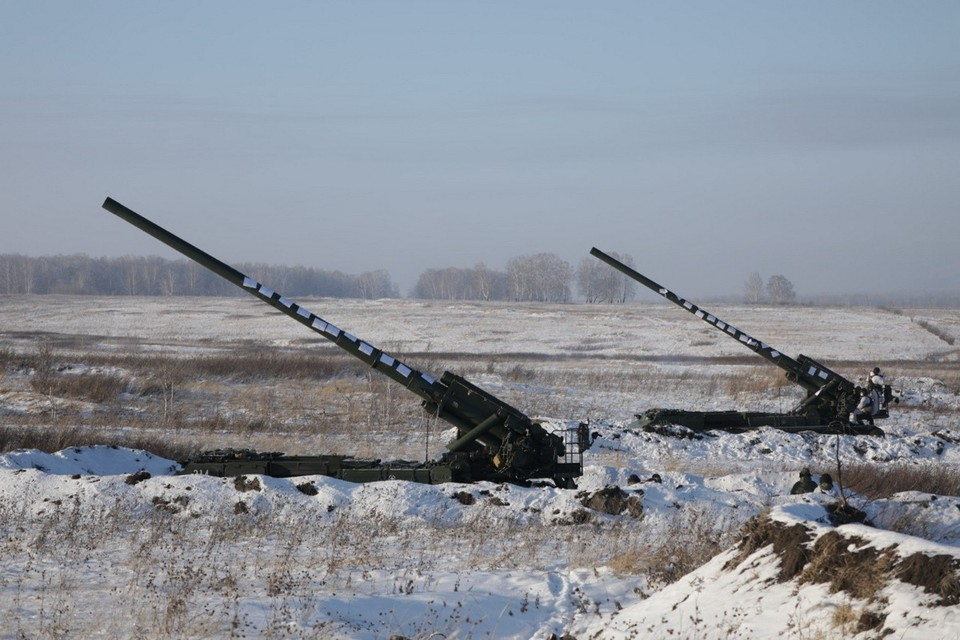 В Кузбасс прибыло 500 военных