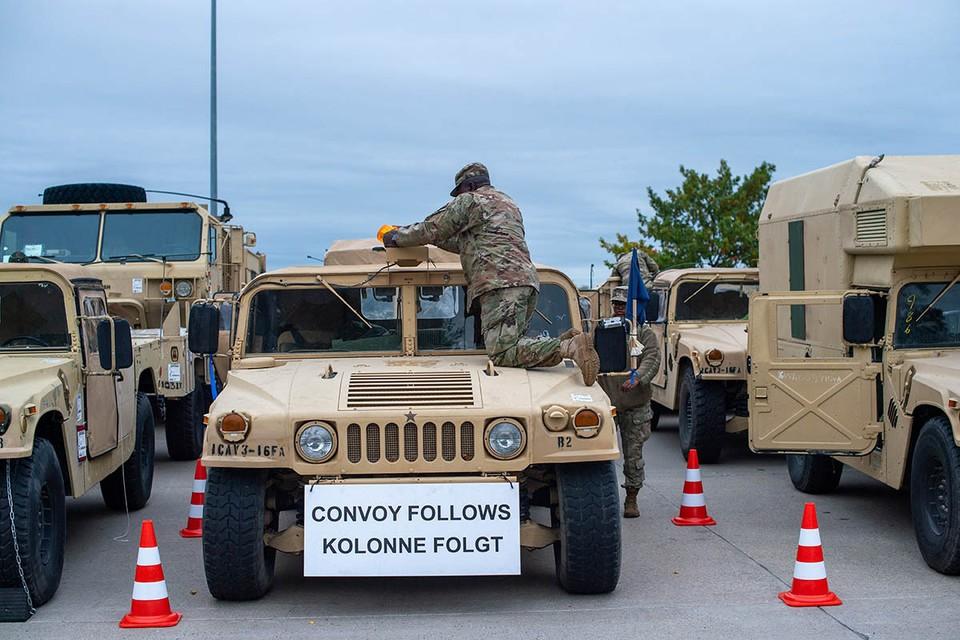 Американский военный контингент останется в Германии