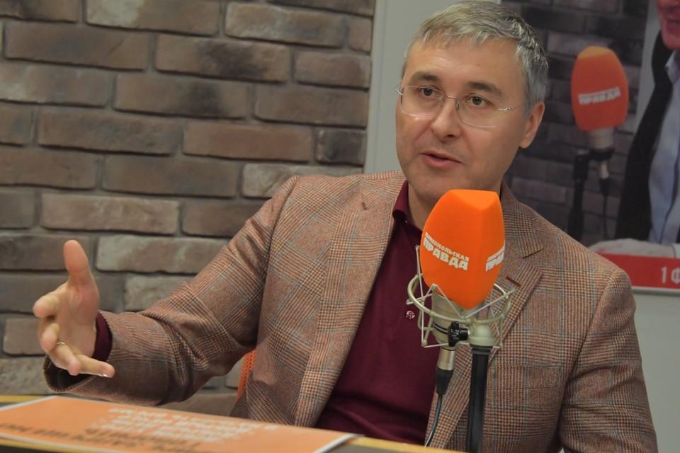 Валерий Фальков сообщил, что на обучение в Россию не смогли вернуться более 100 тысяч студентов
