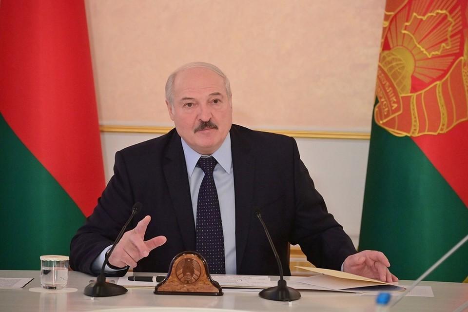 Лукашенко рассчитывает , что страна вышла наплато покоронавирусу