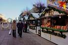 Коронавирус в Твери, последние новости на 13 декабря 2020: на Рождественской ярмарке соблюдают масочный режим и покупают сувениры
