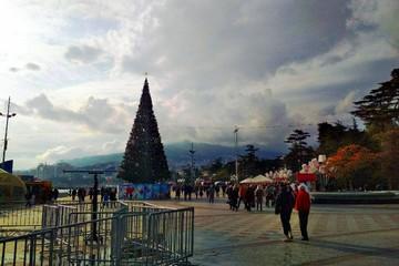 Новогодний Крым подорожал для туристов на 38%