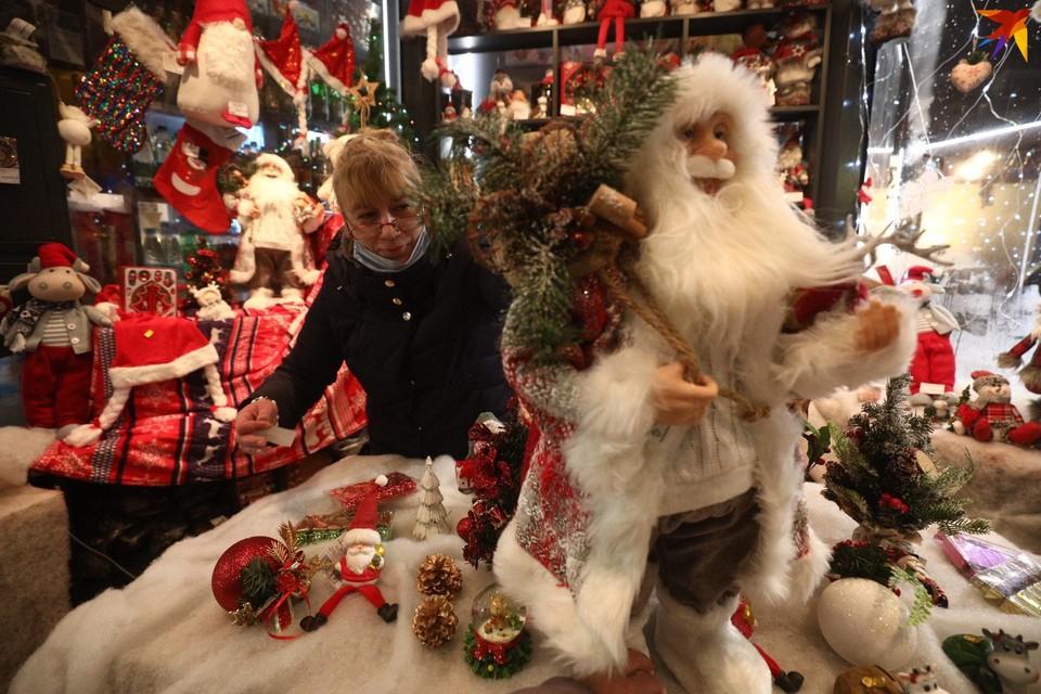 «Год, конечно, всех потрепал»: в Минске начались рождественские и новогодние ярмарки-2020