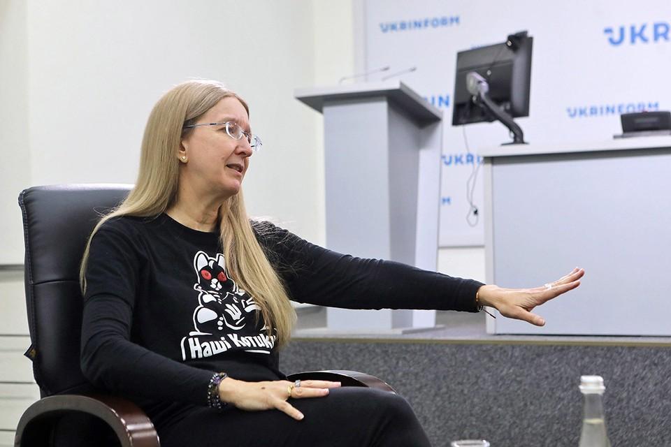 Бывшая И.О. министра здравоохранения Украины, дипломированная американская медсестра Ульяна Супрун, имеющую в Незалежной за свою деятельность прозвище «Доктор Смерть», вновь выплыла из временного небытия с громкими заявлениями.