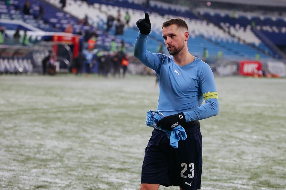 Дмитрий Комбаров рассказал, где хотел бы поиграть.