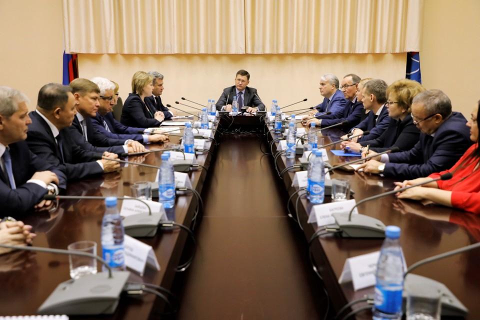 Профсоюзы представляют и защищают интересы работников, выстраивая эффективные отношения с руководством предприятий. Фото предоставлено Нефтегазстройпрофсоюзом России.