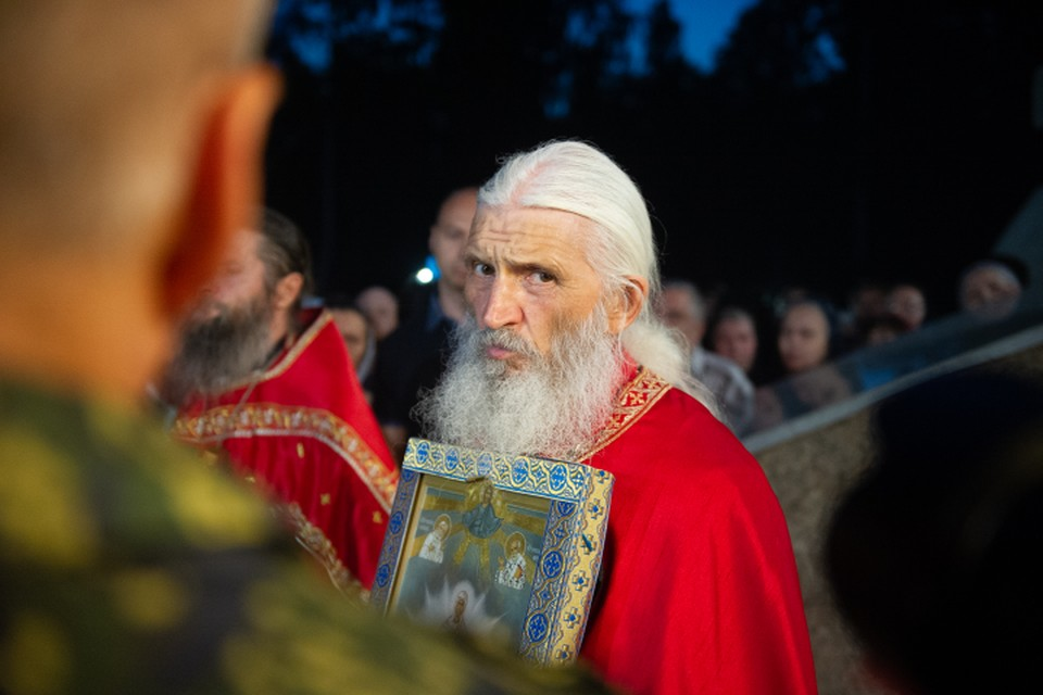 В октябре Сергия (Николай Романов) отлучили от Церкви.