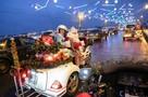 Волшебство с ветерком: В Петербурге появились Деды Морозы-байкеры
