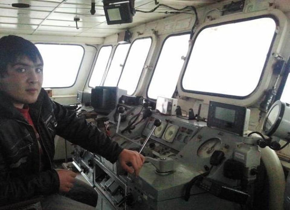 Руслан Катюхин выжил в страшном кораблекрушение. Фото: личная страница Руслана Катюхина в социальной сети