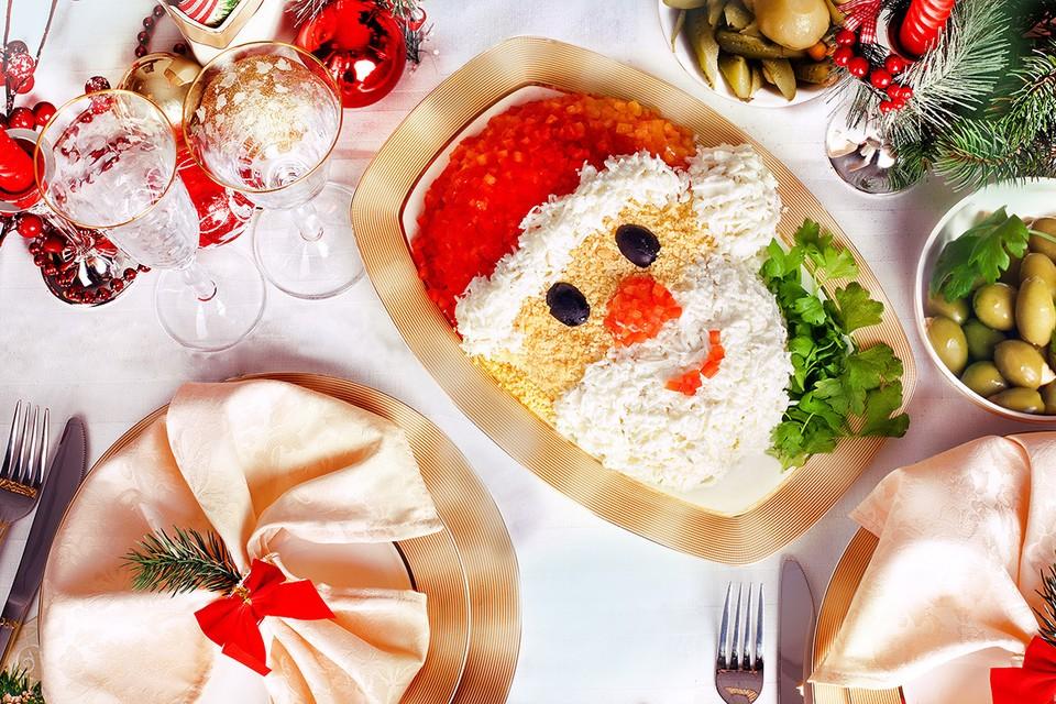 10 дешевых, но полезных блюд для новогоднего стола назвал диетолог