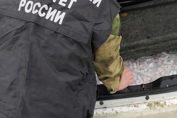 Машина в пилюлях, квартиры — в гранатах: в Ингушетии задержали полицейскую банду наркоторговцев