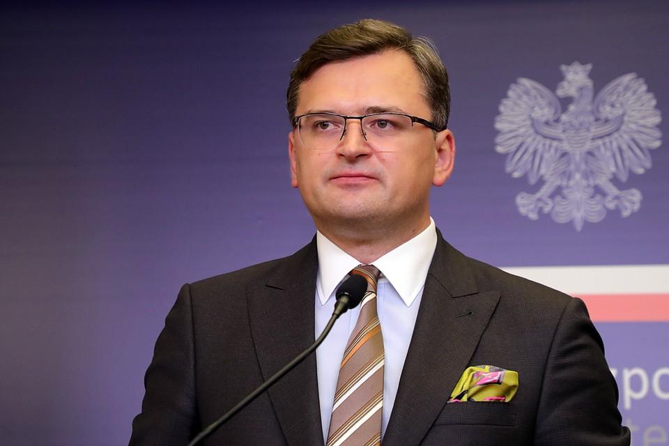 Накануне нового года нынешний руководитель внешнеполитического ведомства Украины, схватив и щит, и меч, и явно пригибаясь под их тяжестью, ринулся в атаку на Москву