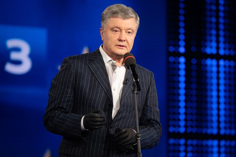 Порошенко назвал себя организатором операции против задержанных в Белоруссии россиян.