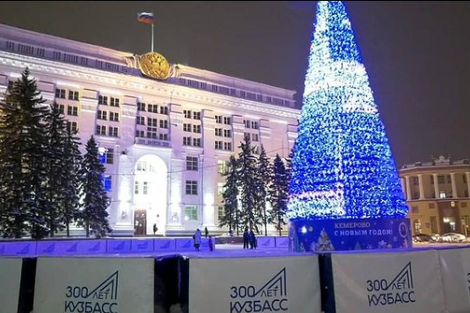 Мэр Кемерова рассказал, как будет проходить новогодняя ночь на площади Советов. Фото: Илья Середюк/ Instagram