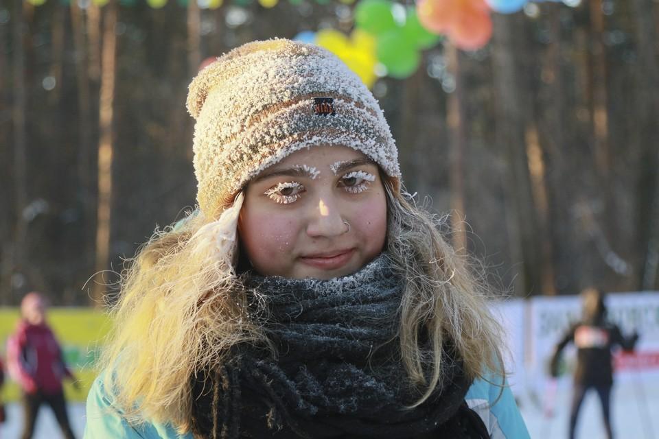 Температура в Кузбассе упадет до отметки -40 градусов