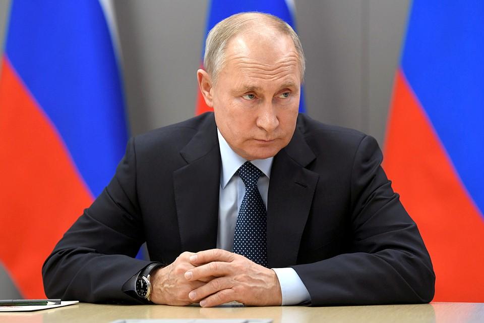 В Кремле прокомментировали сообщения о планах Путина на Рождество.