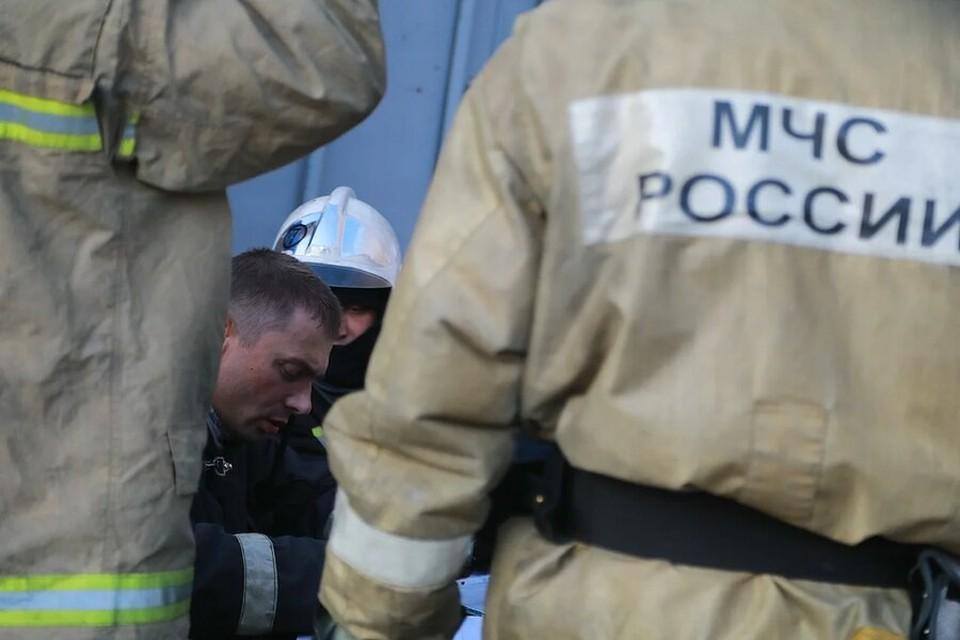 За три дня 2021 года пожарных в Красноярском крае вызывали 38 раз