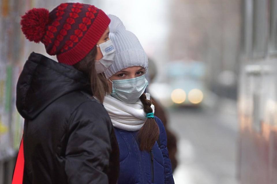 """Люди с """"темными"""" чертами личности психологически лучше адаптировались к пандемии. Фото: Алексей БУЛАТОВ."""
