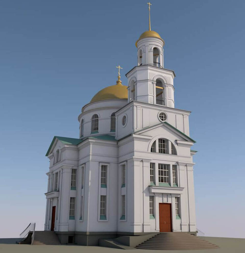 Храм святой Ксении Петербургской начинает работу уже 7 января