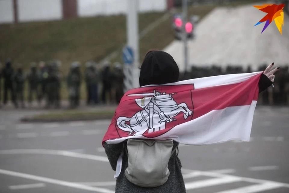 Марши протеста в Минске