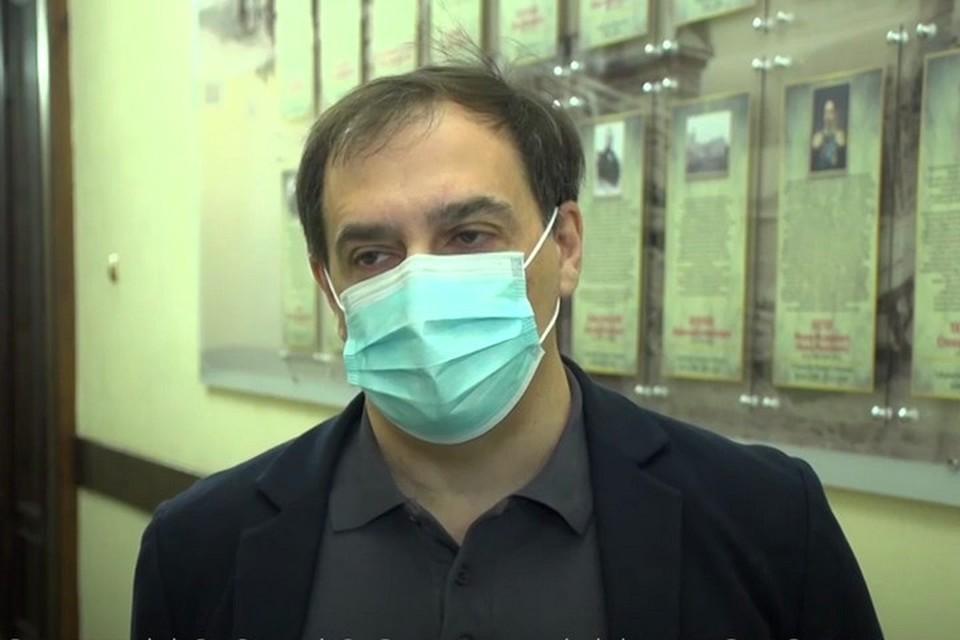 Замгубернатора Кузбасса рассказал о последствиях вакцины от коронавируса. ФОТО: кадр видео оперштаба Кузбасса