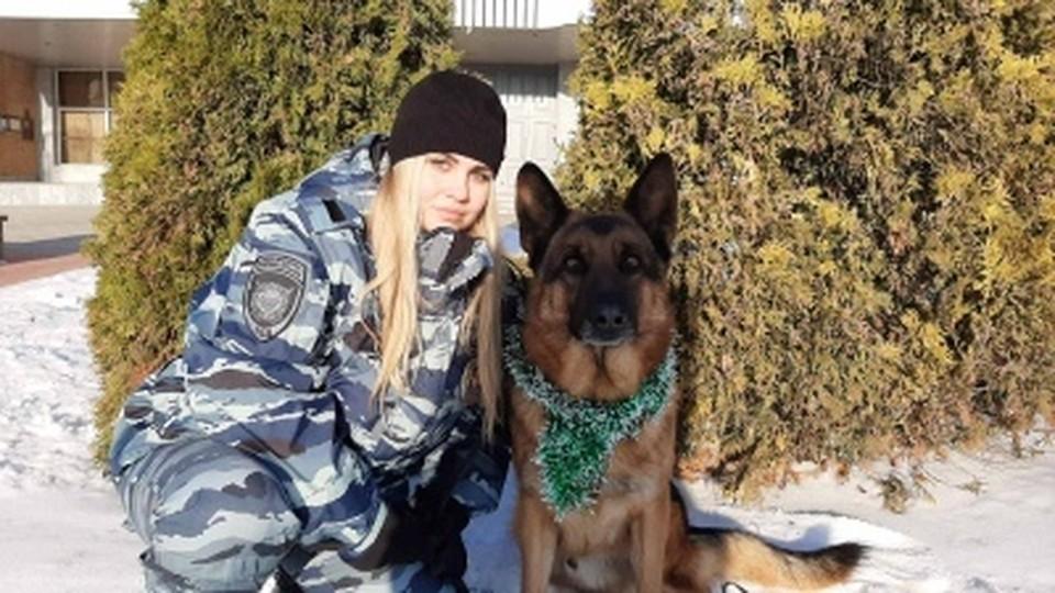 На счету Анастасии и Хоранда более 150 раскрытых преступлений. Фото: ГУ МВД по Самарской области